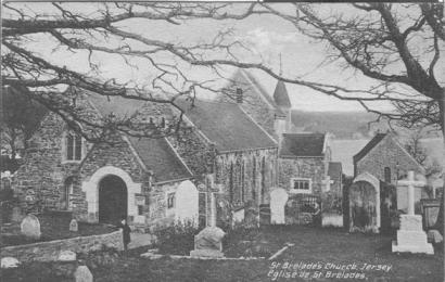 Fisherman's Chapel | Jersey Channel Islands | Cemetery