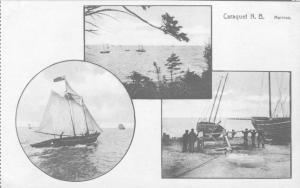 Caraquet Cormier pioneers