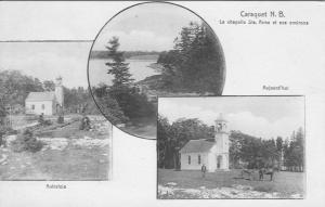 Caraquet history