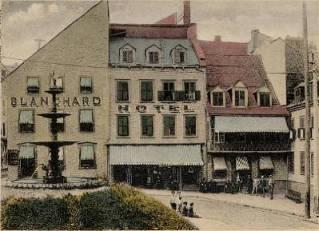Blanchard Family Tree | Quebec & New Brunswick, Blanchard Genealogy