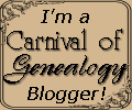 cogblogger Carnival of Genealogy 70 Uncle Uncle