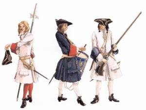 Quebec first settlers | Leger surname | Troupes de la Marine |