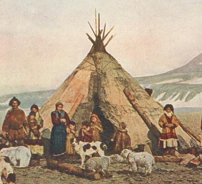 eskimo-family-greenland-dwelling