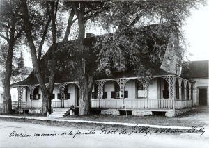 St-Antoine-de-Tilly Pioneers | Meunier surname