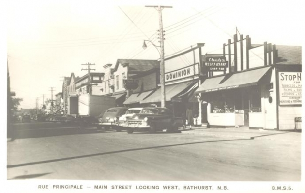 Bathurst (NB) Canada  city images : ... canadian genealogy and over at a canadian family this month she s