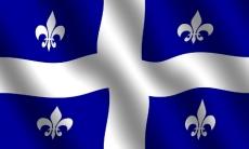 Quebec National Flag