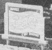 Riviere-du-Loup | vintage PepsiCola sign