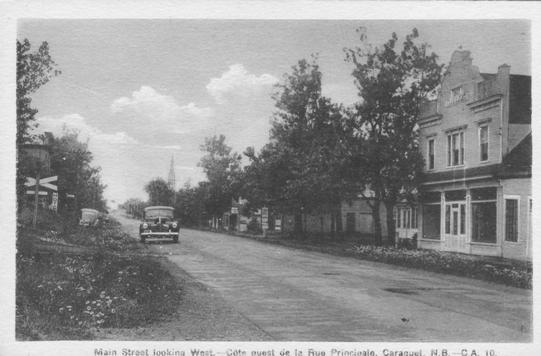 Caraquet Main Street