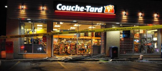 Couche Tard Front
