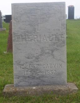 Helene Gauvin (Theriault) 1877 1952