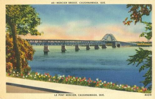 Mercier Bridge, Caughnawaga