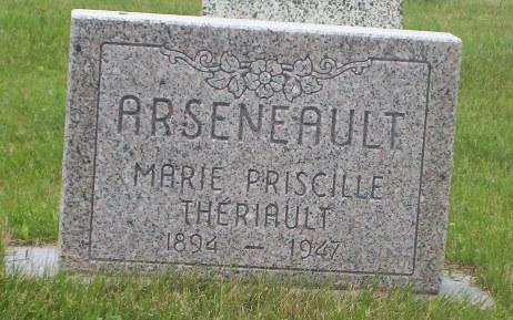 priscille theriault