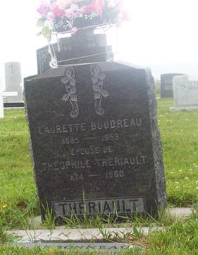 St.Simon & St.Jude Cemetery – Grande Anse, New Brunswick | Boudreau, Theriault Genealogy