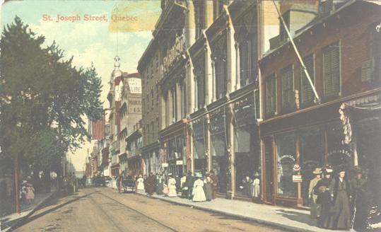 Quebec City St.Joseph
