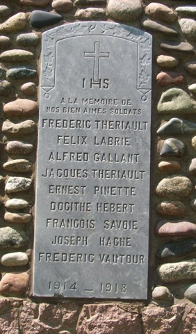 Paquetville Cemetery
