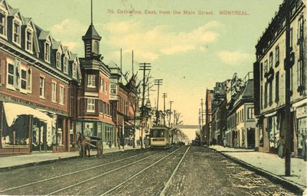 """Vintage Retro Montreal 