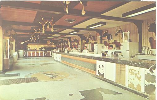 Maskinonge, Mauricie, Dairy bar, restaurant, Caillette
