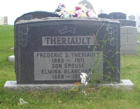 St.Simon & St.Jude Cemetery – Grande Anse, New Brunswick   Blanchard, Theriault Genealogy