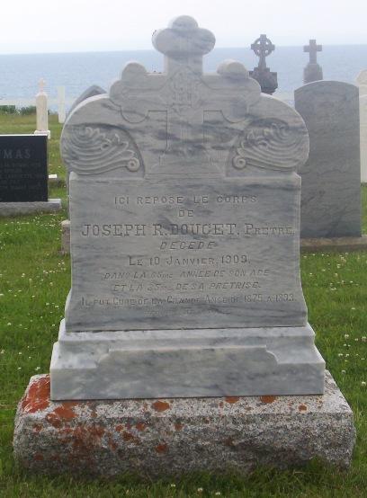 St.Simon & St.Jude Cemetery – Grande Anse, New Brunswick   Doucet Genealogy