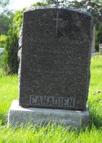 Caughnawaga, Kahnawake, Quebec | Native American Cemetery
