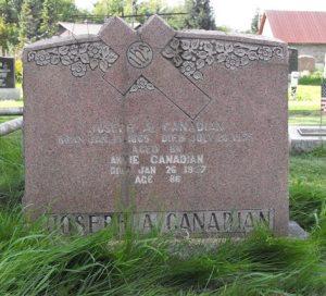 Canadian | Kahnawake Catholic Cemetery | Kahnawake Genealogy