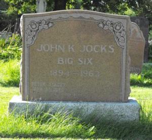 Jocks | Kahnawake Catholic Cemetery | First Nations Genealogy