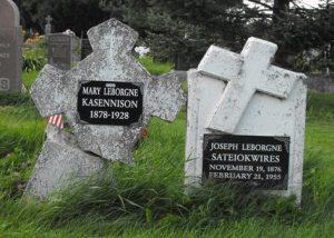 Leborgne | Kahnawake Catholic Cemetery