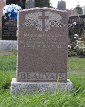 Beauvais, Stacey | Kahnawake Catholic Cemetery