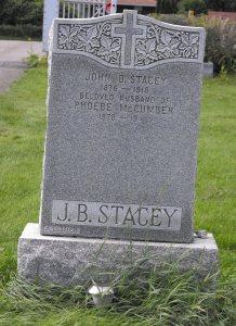 Mcomber, Stacey | Kahnawake Catholic Cemetery