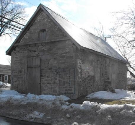 Caughnawaga, Quebec | Indian house | Jesuit Mission, Sault-St-Louis