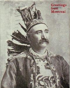 Iroquois Quebec Genealogy