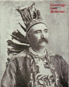 Iroquois Quebec Genealogy
