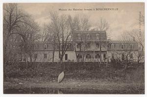 Boucherville pioneers | Laforce surname