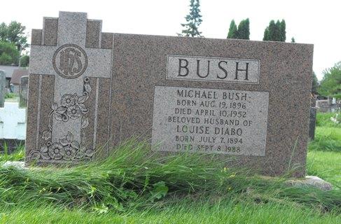 Bush Michael Kahnawake