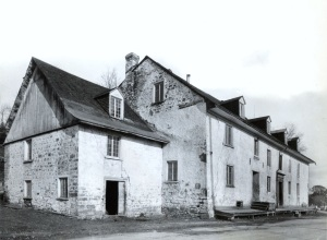 Chateau-Richer Quebec, pioneer home