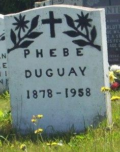 Lameque Cemetery (New Brunswick) Genealogy
