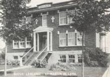 Leblanc Family Tree | Quebec Leblanc Genealogy