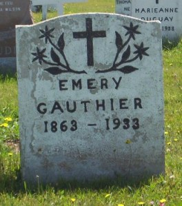 Lameque Cemetery | New Brunswick Genealogy