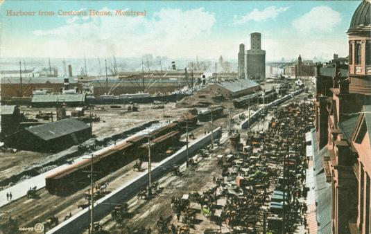 Historical Images of Montreal | Canadian Family