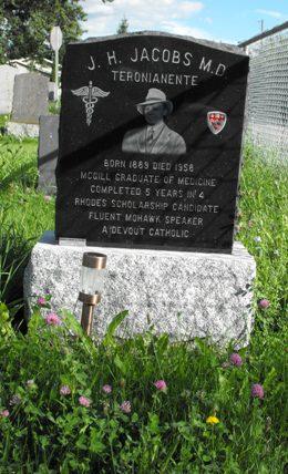 Jacobs | Kahnawake Catholic Cemetery