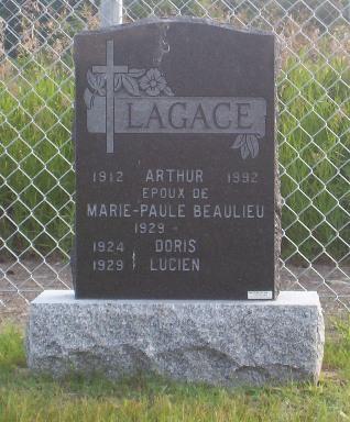 Beaulieu, Lagace | Riviere-Ouelle - Chemin de laHaute-Riviere