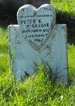 McGregor Peter
