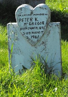 McGregor | Kahnawake Catholic Cemetery