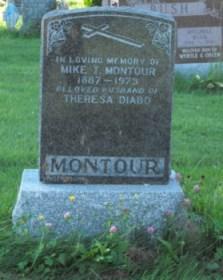 Caughnawaga Iroquois Native Cemetery | A Canadian Family