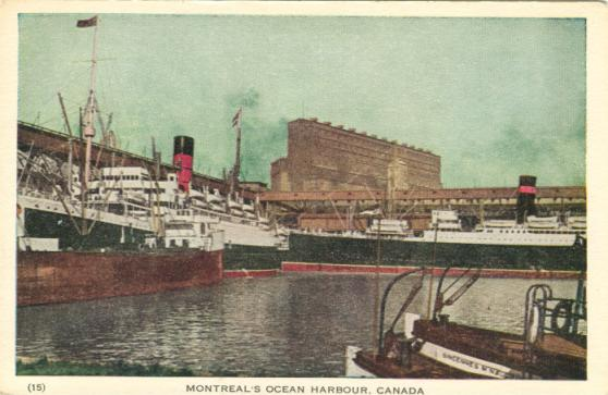 Historical Images of Montreal