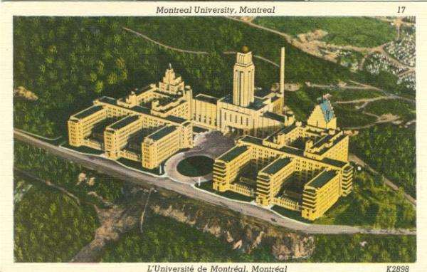 Historical images | Quebec and Canadian postcards