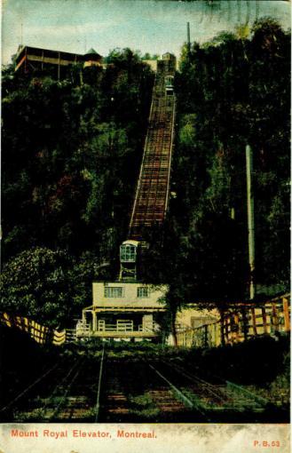Historic Montreal   Quebec postcards