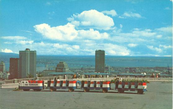 Quebec postcards