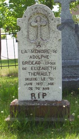 Brideau Theriault | Paquetville New Brunswick Genealogy