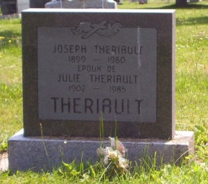 Theriault Genealogy | Canadian Family